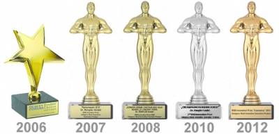 Dr. Rimpler Oscar-díjak