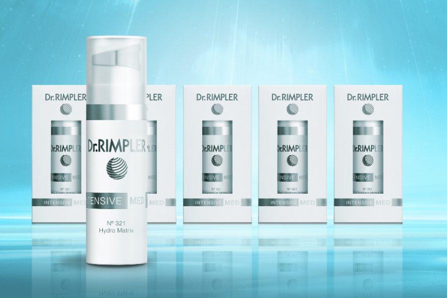 Új termékcsalád: Dr. Rimpler INTENSIVE MED!