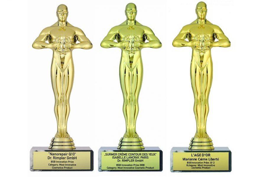 Isabelle Lancray Oscar-díjas kozmetikumok