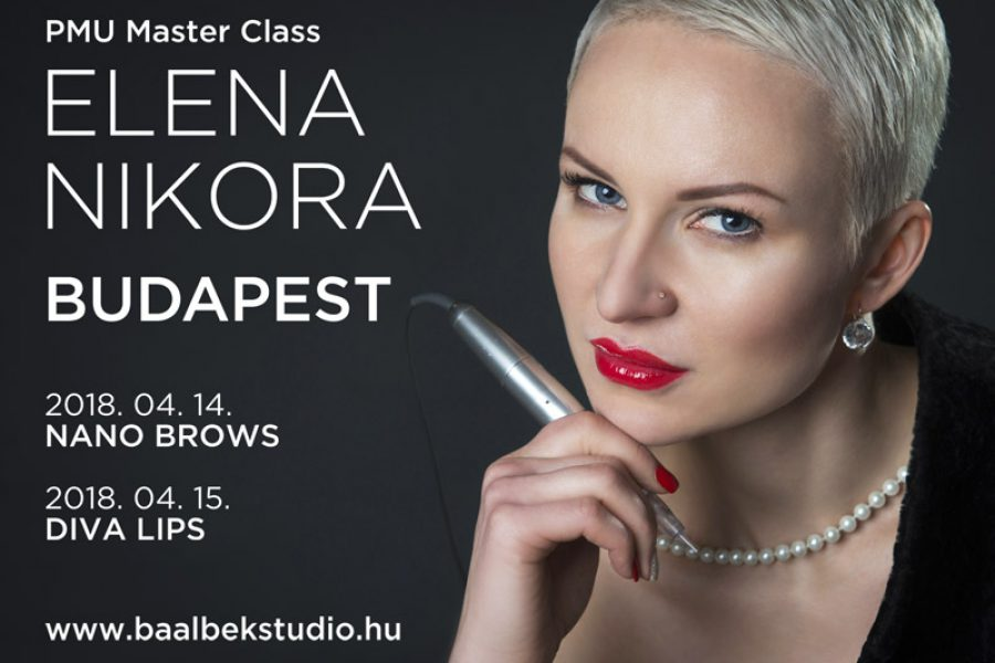 Elena Nikora PMU Master Class